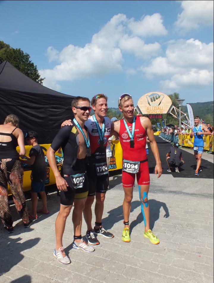 Allgäu Triathlon 20.08.2018