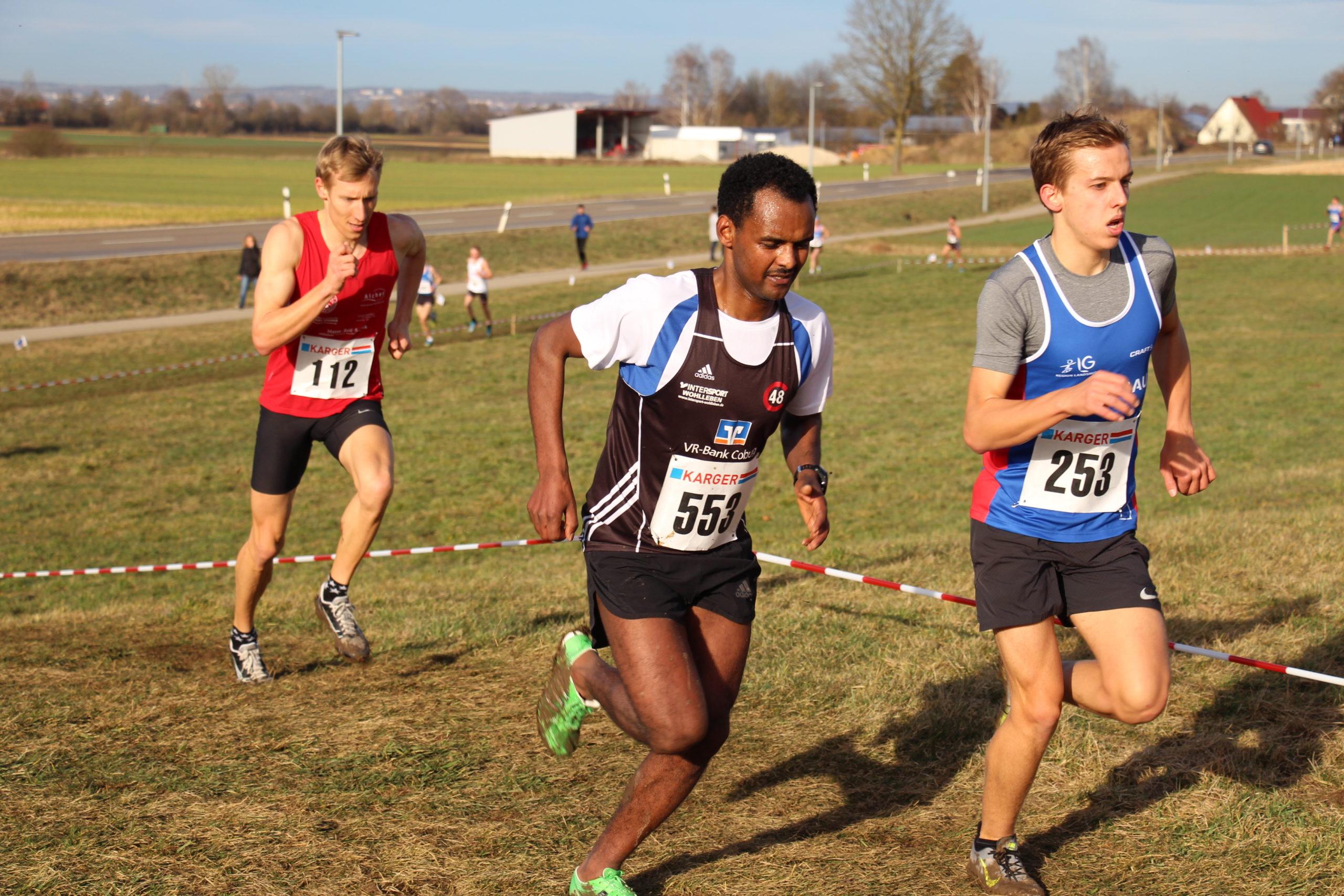 Bayerische Crosslaufmeisterschaften in Buttenwiesen 16.02.2020